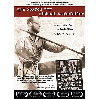 Search for Michael Rockefeller [DVD] USA import