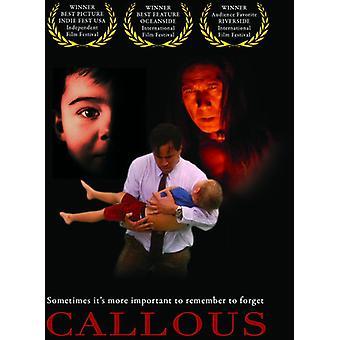 Callous [DVD] USA import