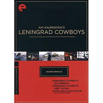 Eclipse 29 - Leningrad [DVD] USA import