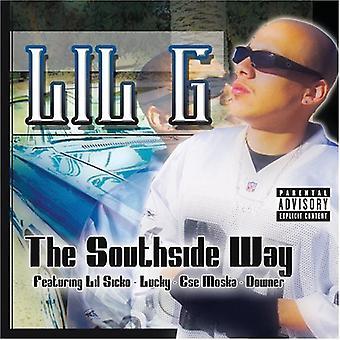 Lil G - Southside [CD] USA import