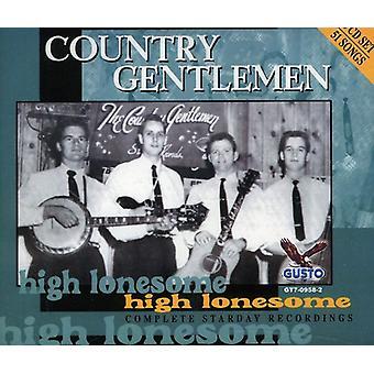 Caballeros del país - alta solitario [CD] USA importar
