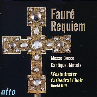 G. Faure - Faur : Requiem Op. 48 [CD] USA import