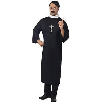 Priesterkostüm Pfarrer Kirche Pastor Priester Kostüm