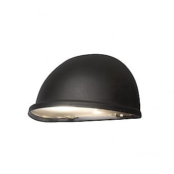 Konstsmide Torino Wall Light Black