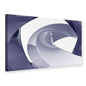 Canvas Print Abstract Vibrations