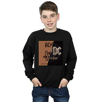 AC/DC Boys Rock or Bust / For Those About Splice Sweatshirt