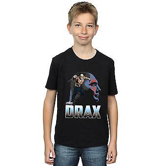 Marvel Boys Avengers Infinity War Drax Character T-Shirt