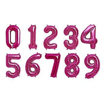 НордСтар 16 дюйм пурпурный число шаров
