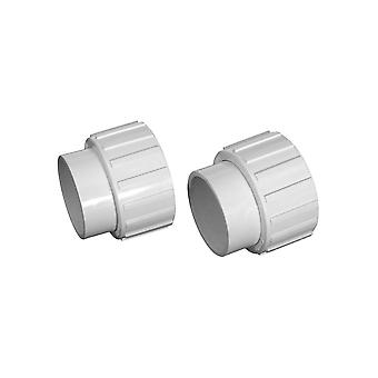 Jacuzzi 31175608R2 7 Union Dial Valve Kit - Set of 2