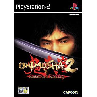 Onimusha 2 Samurais Destiny-ny