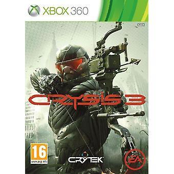 Gioco di Crysis 3 Xbox 360