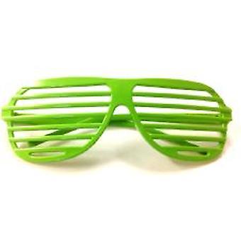 Shutter Shades - verde