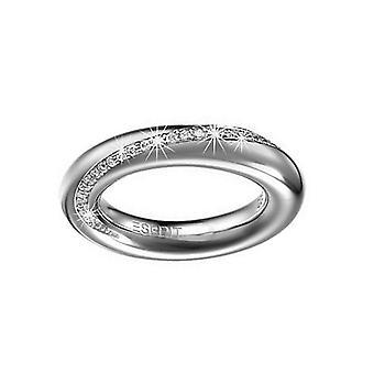 Las señoras de colección ESPRIT anillo plata zirconia Peribess GR 17 ELRG91429A170