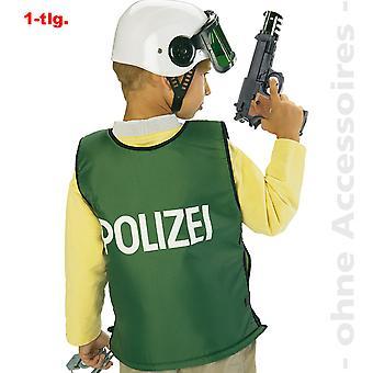 Vest kostume børn politiets brug vest skudsikre barn kostume