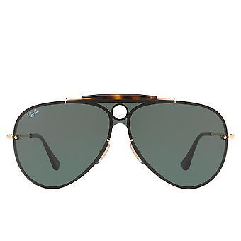 Rayban zonnebril Rb3581n 001/71 32 Mm Unisex