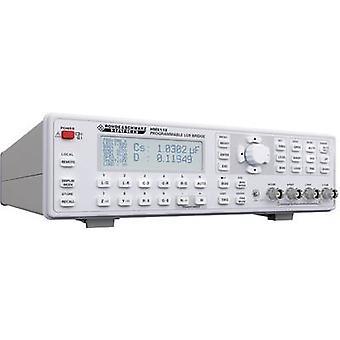 Rohde & Schwarz HM8118 Component tester Digital CAT I Display (counts): 1200000