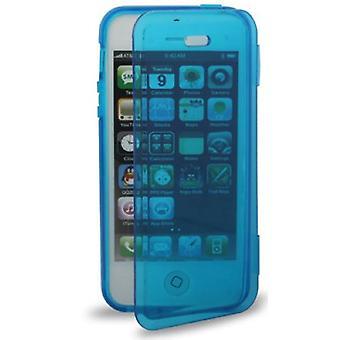 Vaaka taitto tapauksessa TPU puhelinkotelo iPhone 5 / 5s