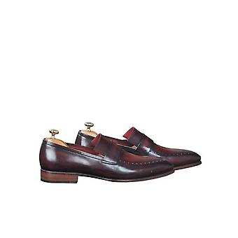 Handcrafted Premium Leather Alvaro Loafer Shoe