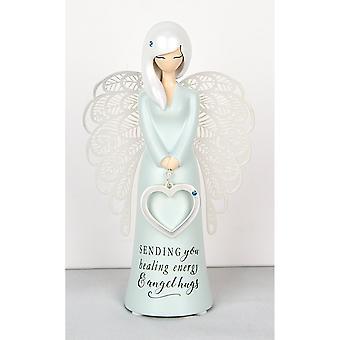 You're An Angel Healing Energy Figurine
