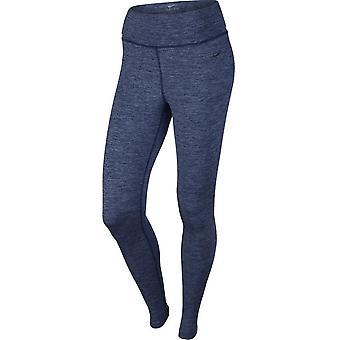 Nike Legend Poly Tight Spacedye W 725007451 utbildning året runt kvinnor byxor