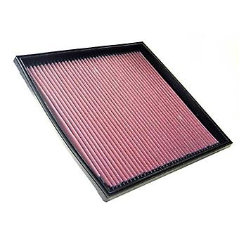 K&N 33-2532 High Performance Replacement Air Filter