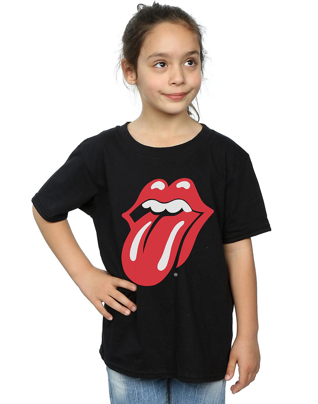 Rolling Stones Girls Classic Tongue T-Shirt