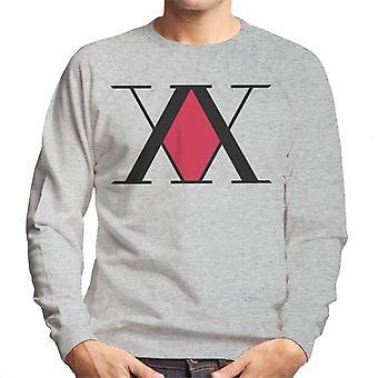 Hunter X Hunter Association Logo Men's Sweatshirt