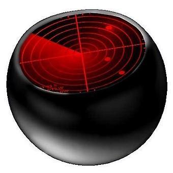 Piercing ersättare boll svart, piercingsmycken, Radar | 1,6 x 5 och 6 mm