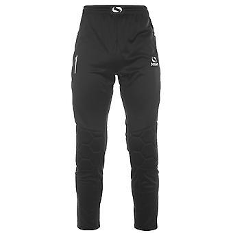 Portero de Sondico Mens pantalones pantalones fondos Drawcord interior elastizada