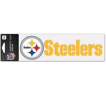 Wincraft tarra 8x25cm - NFL Pittsburgh Steelers