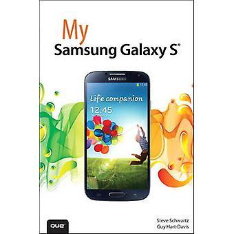 Min Samsung Galaxy S 5 av Steve Schwartz Guy Hart-Davis - 9780789753