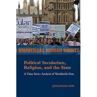 العلمانية السياسية-الدينية-والدولة-السلاسل الزمنية