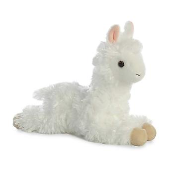 Aurora Mini Flopsies - Alpaca Soft Toy 20cm