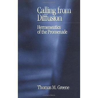 Ringer från Diffusion - hermeneutik av strandpromenaden av Thomas M. Gr