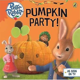 Animazione di Peter Rabbit: Festa della zucca