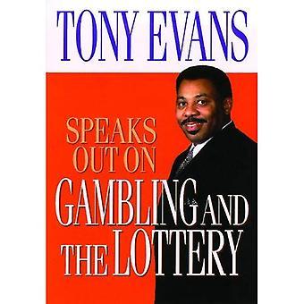 Gokken en loterij Tony Jones Speaks out (Tony Evans spreekt uit op...)