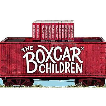 Boxcar kinderen?? Boekenplank [boeken #1-12]