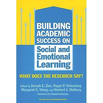 La réussite scolaire s'appuyant sur l'apprentissage Social et émotionnel: en quoi consiste la recherche Say? (Apprentissage affectif social): en quoi consiste la recherche Say? (Apprentissage affectif social)