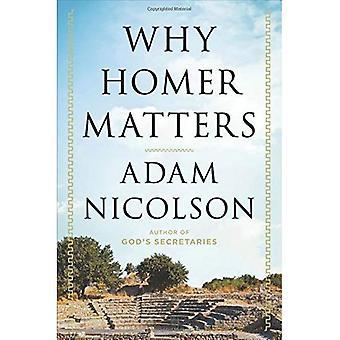 Varför Homer frågor