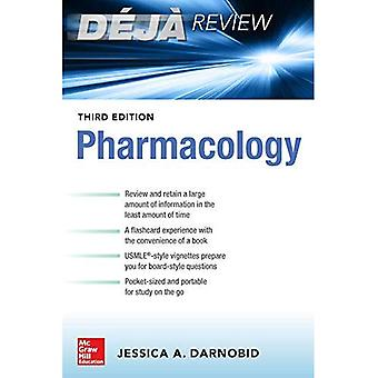 Deja recension: Farmakologi, tredje upplagan