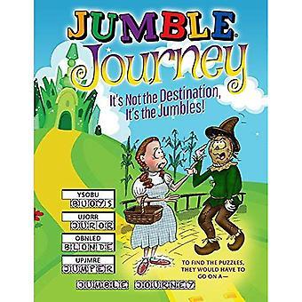 Jumble(r) resa: Det är inte målet, det är Jumbles! (Jumbles #174;)