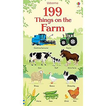 199 Things on the Farm by Holly Bathie - 9781474936910 Book