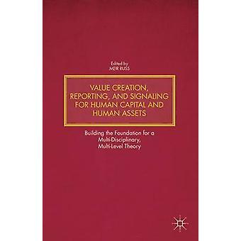 Value Creation Reporting und Signalisierung für Humankapital und menschlichen Vermögens durch Russ & Meir