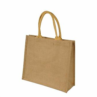 Shugon Chennai Jute Shopper Bag (20 Litres) (Pack of 2)