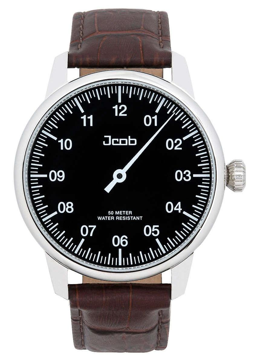 Einzeiger Jcw002-Ls01 Jacob Black Men's Watch
