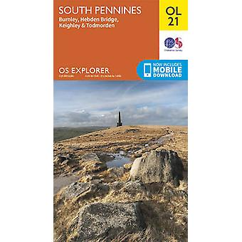 South Pennines - Burnley - Hebden Bridge - Keighley & Todmorden (May