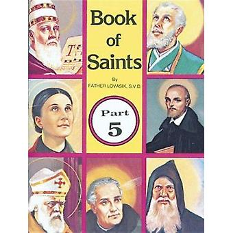 Book of Saints - Part 5 Book