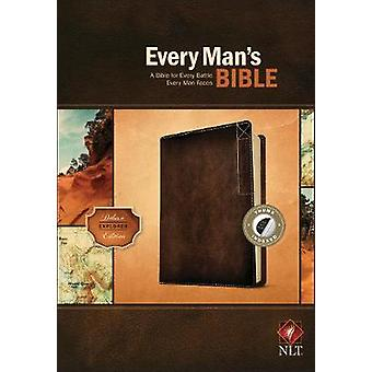Every Man's Bible NLT - Deluxe Explorer Edition by Stephen Arterburn