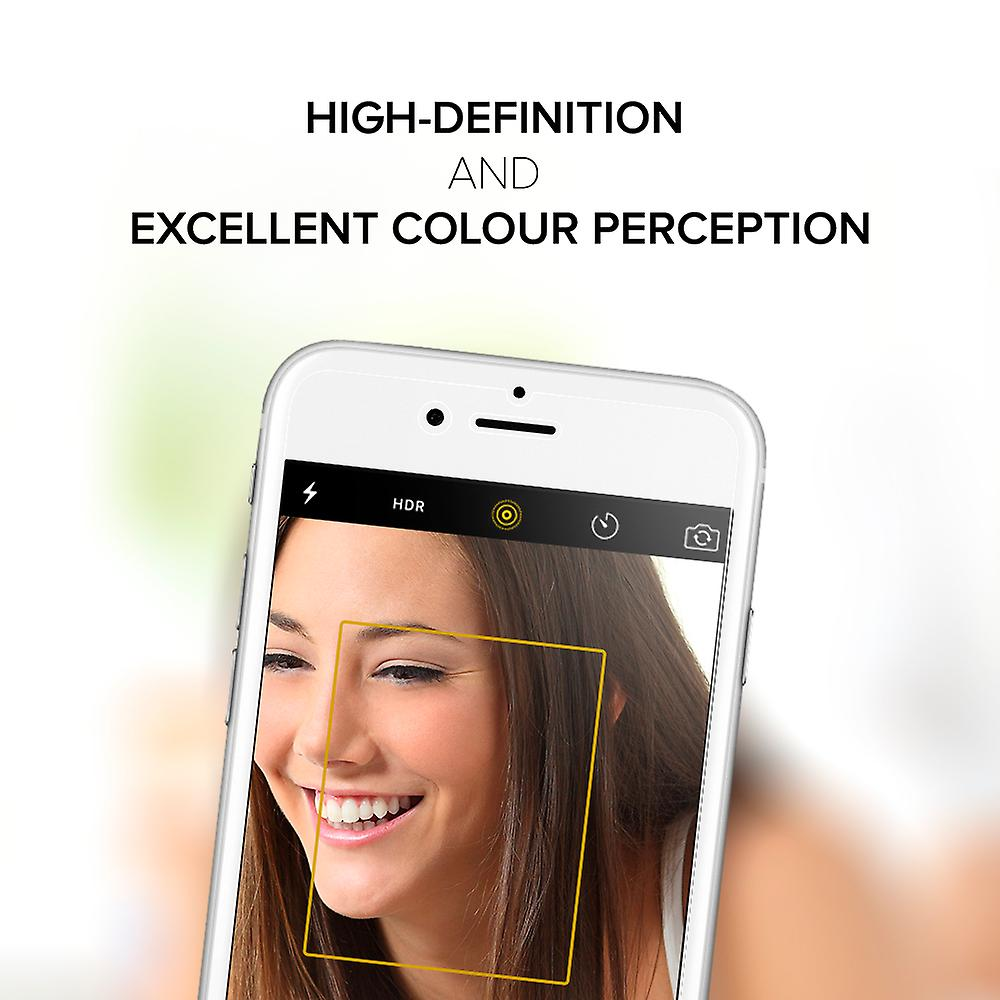 Celicious Vivid Invisible Glossy HD Screen Protector Film Compatible with HTC Desire 650 [Pack of 2]