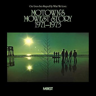 Our Lives Are Shaped by What We Love - Motowns Mowest Story (1971-73) [CD] USA import